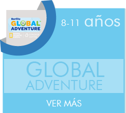 Global Adventure | De 8 a 11 años